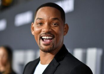 Will Smith. Foto de archivo.